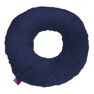 Sanitized Cushion Round with hole