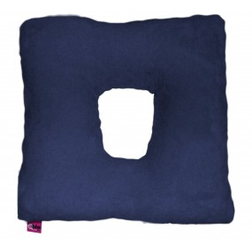 Sanitized Cushion Square with hole