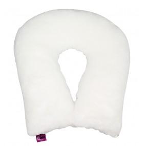 Sanitized Cushion Round Horseshoe