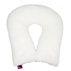 Sanitized Cushion Round Horseshoe