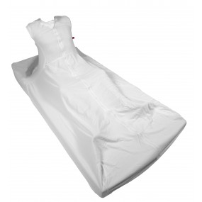 SANITIZED SHEET OF IMMOBILIZATION SLEEVESLESS 90