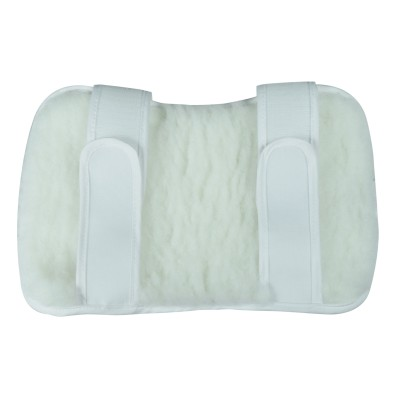 SUAPEL ELBOW PAD WHITE