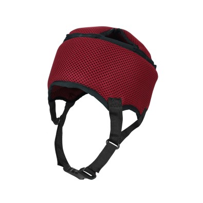 RED CRANIAL PROTECTION HELMET 44-50 CM