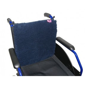 SUAPEL WHEELCHAIR BACKREST NAVY