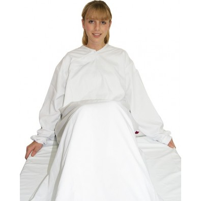 WASHABLE INCONTINENCE WINTER NIGHTDRESS 90 CM