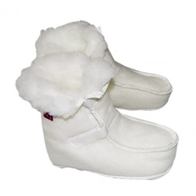 SANITIZED BOOT  WHITE U.K S/S 3-6|U.E S/S 36-39