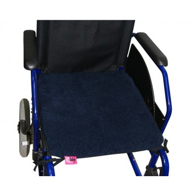 NAVY SUAPEL WHEELCHAIR SEAT PROTECTOR