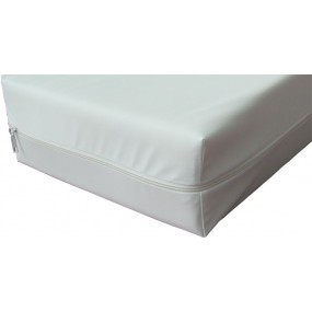 SANILUXE MATTRESS COVER WHITE 80X190X20 CM