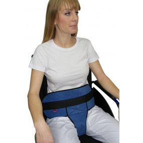 PERINEAL PADDED BELT WHEELCHAIR