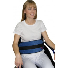 ABDOMINAL PADDED BELT WHEELCHAIR