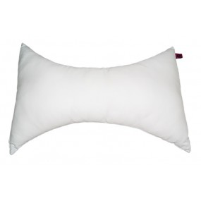 CERVICAL BUTTERFLY PILLOW WHITE