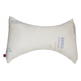 BAMBOO NECK BUTTERFLY  PILLOW