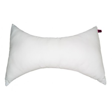 WHITE BUTTERFLY PILLOW COVER