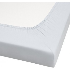 WHITE ADJUSTABLE SANILUXE STRETCHER SHEET