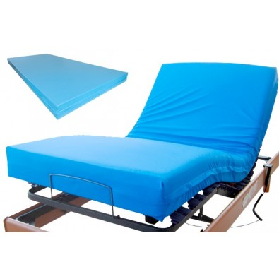 GERIATRIC STANDARD MATTRESSES HR/ART 90X190X14 CM