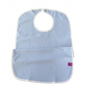 DURAFLEX BIB WITH CLIP CLOSURE