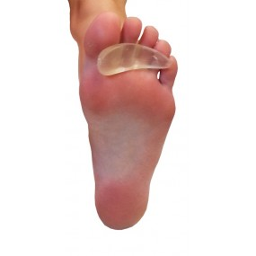 SILICONE RIGHT TOE CREST S/S