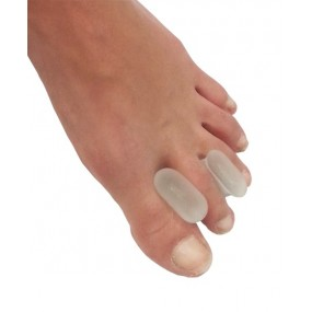 PURE GEL REEL-SHAPED TOE SPREADERS
