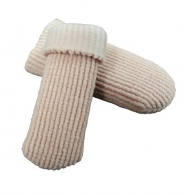 TISSUE COVERED FINGER GEL PROTECTOR