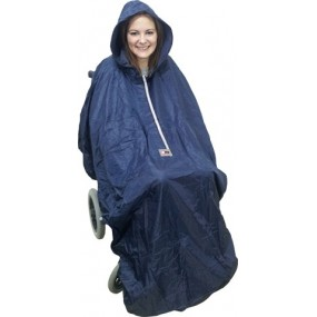 WHEELCHAIR RAINCOAT