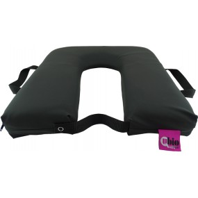 UBIOMEDIC FLOTATION HORSESHOE CUSHION 42X42X6 CM