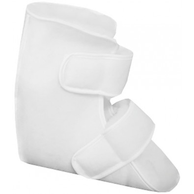 SANITIZED HIGH HEEL PROTECTOR  WHITE (UNIT)